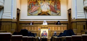 Sfântul Sinod recomandă intensificarea activităților dedicate familiei