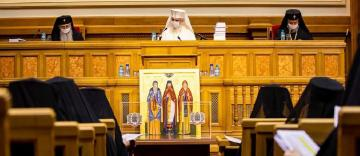 Sfântul Sinod: Primele decizii din 2021