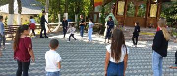 Mănăstirea Toflea, gazdă primitoare pentru copii pe timpul verii