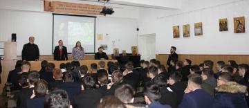 Unirea Principatelor Române sărbătorită la Seminarul Teologic din Galați